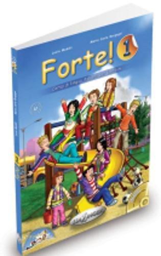 FORTE 1 - Schüler- und Übungsbuch mit Audio-CD