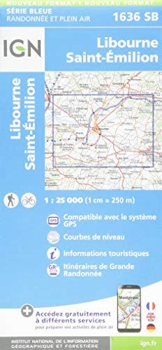 1636SB LIBOURNE SAINT-EMILION par COLLECTIF