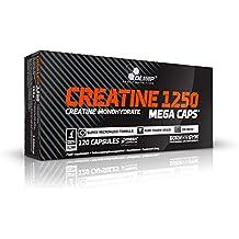 Olimp Sport Nutrition Creatine Mega Caps Creatina - 120 Cápsulas