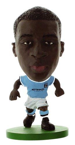 SoccerStarz SOC228 - Man City Yaya Toure - Heimtrikot, Manchester City Yaya Toure