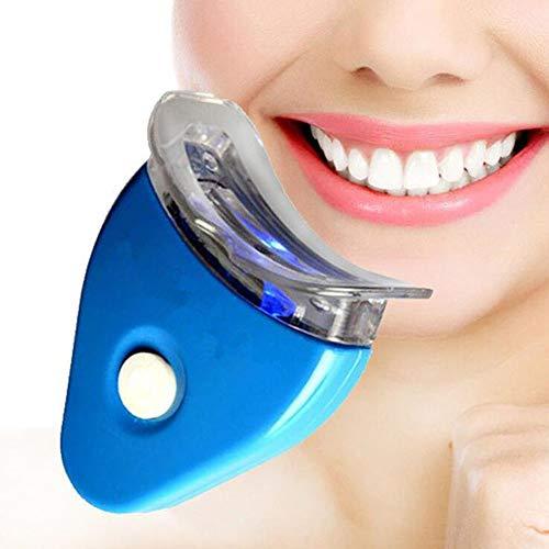 Kit sbiancamento denti con luce a LED, dentifricio gel sbiancamento sano cura orale dentifricio personale Dental kit/sana cura orale