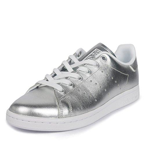 adidas Superstar, Chaussures de Basketball Mixte Adulte, Écru (Ftwwht/Cblack/Ftwwht Ftwwht/Cblack/Ftwwht), 44 EU
