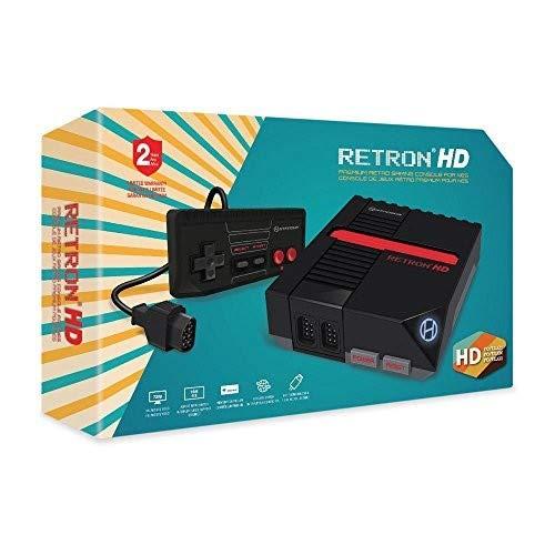 Console Retron HD - noir (NES)