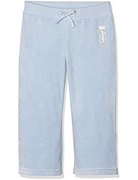 Juicy Couture, uk apparel, JUII9 Logo Vlr Starbrst Cameo Mv Pnt, Pantaloni Bambina