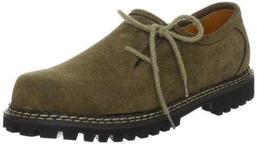 Wolpertinger wpW07015-1cdbM, Chaussures basses homme Beige (Suede beige)