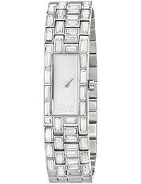 Esprit Damen-Armbanduhr Analog Quarz Edelstahl El900282002