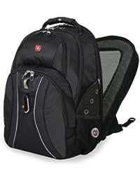 77f004f93c SwissGear ScanSmart Laptop Backpack - Black