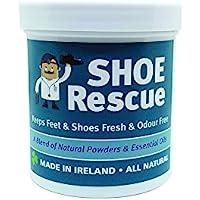 Fuß-und Schuhpuder 100g - Fußgeruch-Entferner und Eliminator - Entwickelt von einem registrierten Fußpfleger Shoe... preisvergleich bei billige-tabletten.eu