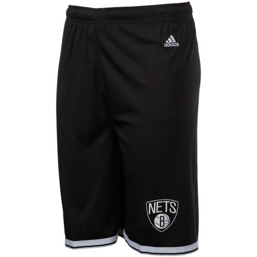 Nets Jugend Replica Shorts-Schwarz, schwarz ()