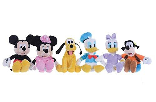 m Plüsch Plüschtier Variantenauswahl (Minnie) (Daisey Duck)