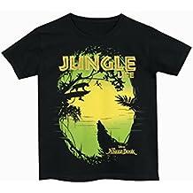Disney El Libro De La Selva - Camiseta de manga corta - Disney Jungle Book - para niño
