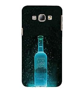EPICCASE Amazing Belvedere Vodka Mobile Back Case Cover For Samsung Galaxy A8 (Designer Case)