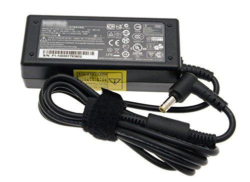 Original Acer Netzteil / Ladegerät 19V / 3,42A / 65W Auto-Off Aspire 3810T Serie - 3.42 Ein Auto