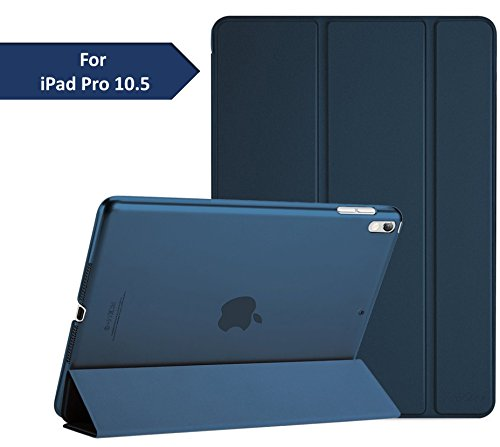 Zen Master PU Leather Trifold Case / Cover for Apple 10.5-inch iPad...