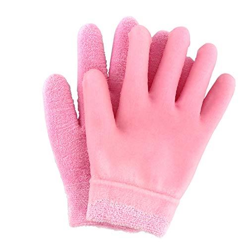 Oyalaiy Gel Moisturizing Socks SPA Essential Oil Gel Glove Foot Cover Repair Ry Skin Anti-Crack Skin Care Product Day Night Care Skin