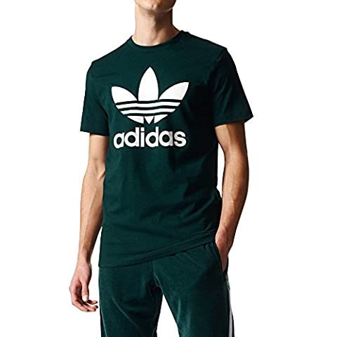 adidas Herren Original Trefoil T-Shirt, Legend Ink, XL