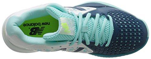 New Balance WC996v2 Women's Chaussure De Tennis (B Width) blue