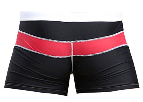 SaySure - Mens Swim wear Surf Beach Wear(Asian Size) (SIZE : L)