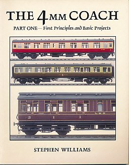 The 4mm Coach: First Principles and Basic Projects Pt. 1 por Stephen Williams