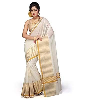 R Selvamani Tex Cotton Saree (Rst52_White)