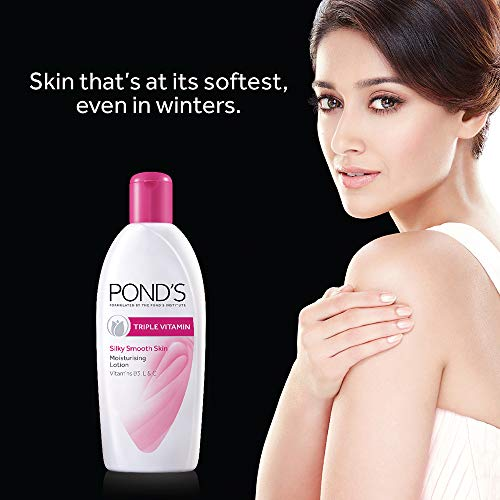 Pond's Triple Vitamin Moisturising Body Lotion, 300ml