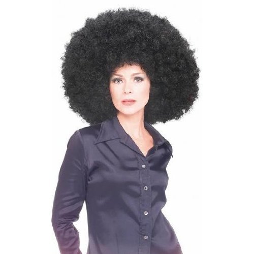 Rubie´s Super Afro Wig. Ideal for Jackson's, 70s Disco Look.