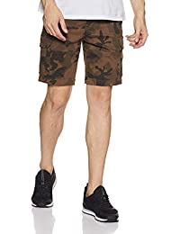 Amazon Brand - Symbol Men's Straight Fit Shorts
