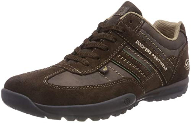 Dockers by Gerli 36ht001, Zapatos de Cordones Derby para Hombre -