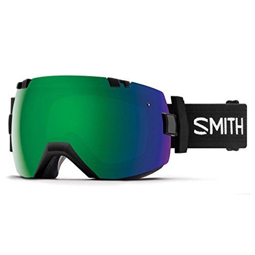 Smith Erwachsene I/OX Skibrille Black L