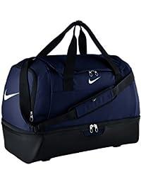 Nike Club Team Swsh Hrdcs Xl - Bolsa unisex, color azul marino / negro / blanco, talla única