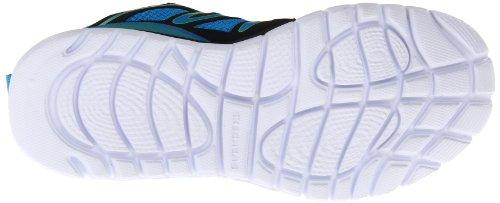 Skechers Interceptor, Baskets mode homme Blau (BLBK)