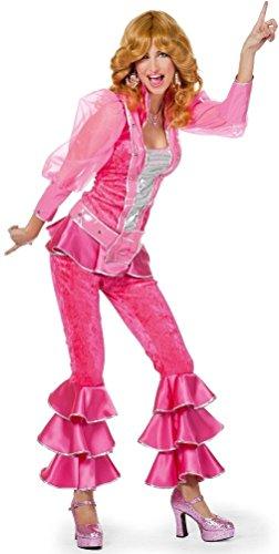Disco Anzug Dancing Queen Gr.46 ()
