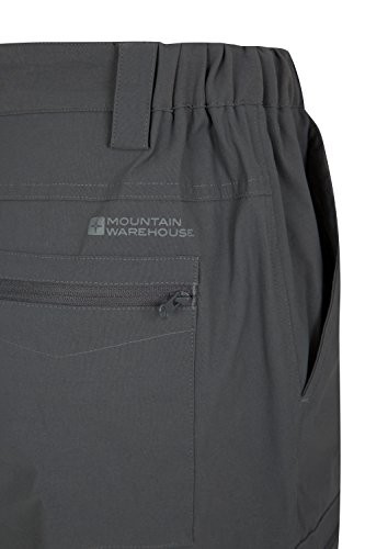 Mountain Warehouse Winter Trek Stretch Herren-Hose Grau