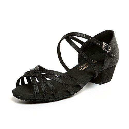 scarpe da ballo latino per bambini/ scarpe latino per bambini per ragazze/ dancing shoes/Scarpe di ballo Ladies B