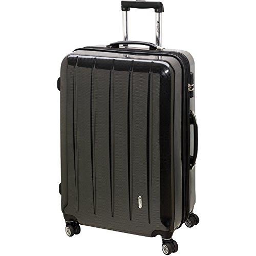 Check in Set de bagage, carbon schwarz (Gris) - 022105l-35