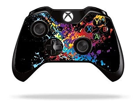 Stillshine Vinyle Decal Skin Sticker de Protection pour Xbox One télécommande Manette x 2 (Paint