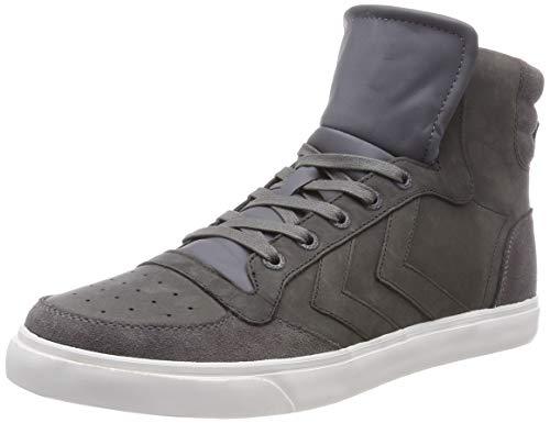Hummel Unisex-Erwachsene Stadil Winter Hohe Sneaker, Grau (Castle Rock 2600), 43 EU