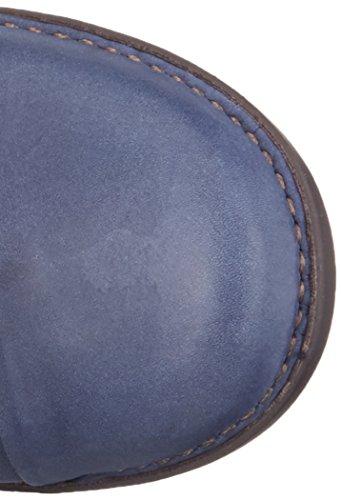 art Zundert, Bottines à doublure froide femme Bleu - Bleu