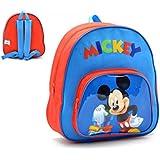 Mickey Mouse Mochila Capacidad 30 x 8 x 28 cm Mochila infantil 30 cm , Multicolor