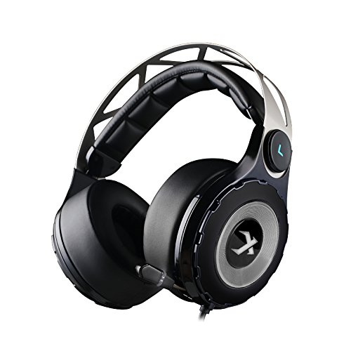 xiberia-t18-d-surround-sound-gaming-headset-over-ear-kopfhorer-mit-einklappbarem-mikrofon-fur-pc-xbo