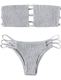 6540a855cb2b Amazon.es: Bikinis - Ropa de baño: Ropa: Conjuntos, Braguitas ...