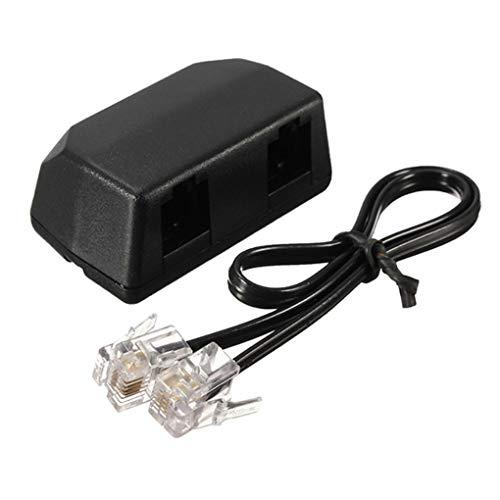 3.5mm Dictaphone Telefon Aufnahme Adapter für Voice Recorder (Telefon Recorder Adapter)