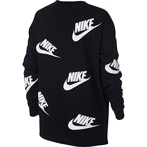 Nike Herren Air Huarache International Turnschuhe BLACK/SPORT RED