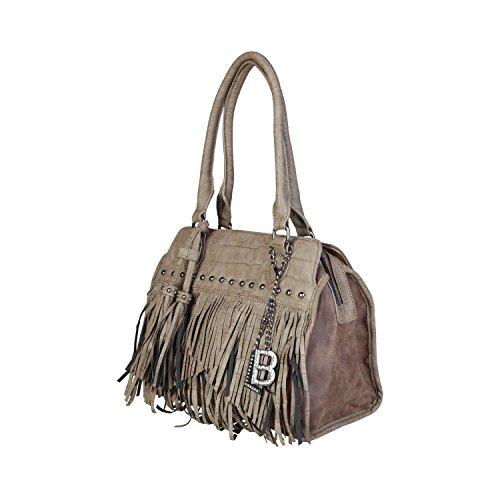 Laura Biagiotti LB17W117-5 Borse a spalla Donna Marrone