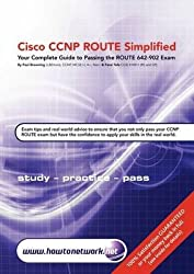 [(Cisco CCNP ROUTE Simplified : Your Complete Guide to Passing the ROUTE 642-902 Exam)] [By (author) Paul Browning ] published on (January, 2011)