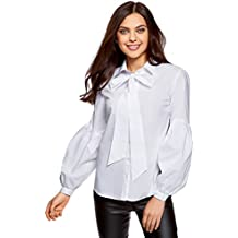 quality design 82e4b 88811 Amazon.it: camicia fiocco - Bianco
