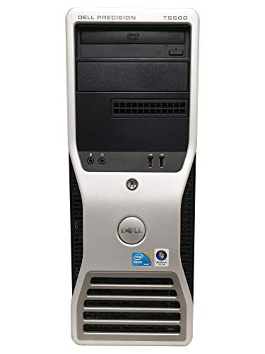 Dell T5500 Workstation - professionell aufbereitet (refurbished) - 2 x 6-Core Xeon, 24GB RAM, 180GB SSD + 750GB HDD, Quadro K4000 - Zertifiziert und generalüberholt 24 Gb Ssd