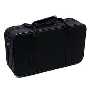 ammoon box f r klarinette mit verstellbarer schultergurt. Black Bedroom Furniture Sets. Home Design Ideas