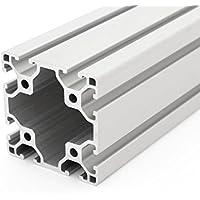 Perfil de aluminio 60x 60L I de tipo Nut 6–Standard longitudes (29,40Eur/M)