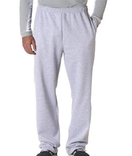 Erwachsene NuBlend? Open-Bottom Sweatpants mit Taschen - Esche (50/50) - 2XL -